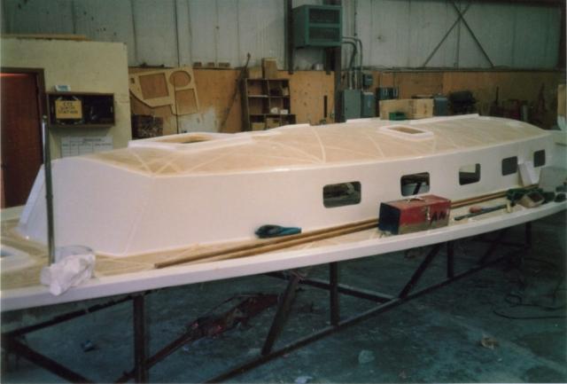 1985 – A34 Deck