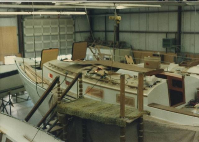 1985 – A32 Under Construction